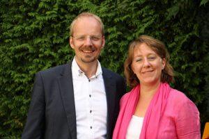 Anna und Meinolf Ramsel